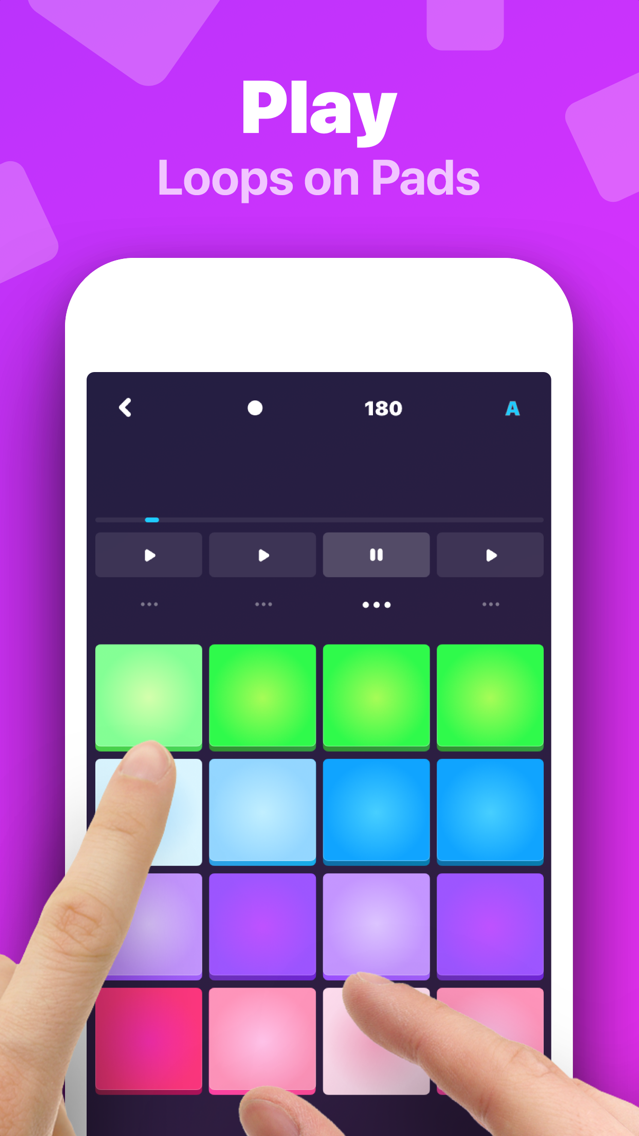 Hip-Hop Beat Maker: Make Beats App for iPhone - Free