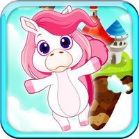 Power Pony Jewel Jump - Cute Pegasus Collecting Adventure
