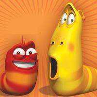 Funny Cartoons: Funniest Larva HD Anime