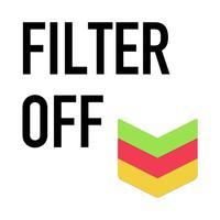 Filter Off