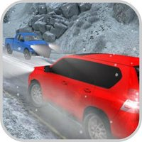 Snow Car Driving:Race HillRoad