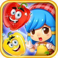 Fruit Farm Frenzy:Funny Game