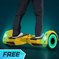 Hoverboard Future Race Free
