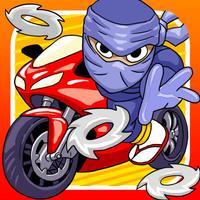 Ninja Battle Bikes - Epic Warrior Showdown Free Racer Game