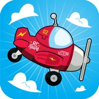 RC Fighter Plane 2 - Impossible Racing and Fly-ing Sim-ulator 3-D