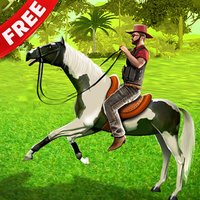 Horse Simulator Forest Rider The Texas Stallion Riding Game