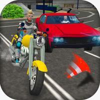 Grand City Race- Gangster Saga