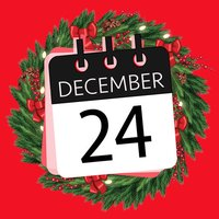 Christmas Countdown - days left to Xmas
