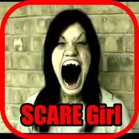 Scare Girl Prank - Prank friends with scary photo
