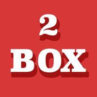 2 Box - Merry Christmas