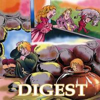Folk Tales of British Isles Digest - TINKLE Comics