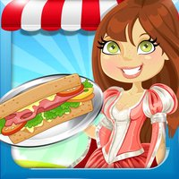 Sizzling Sandwich - Fun Games