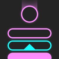 Neon Descent