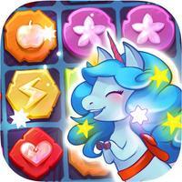 Unicorn Forest: Match 3 Puzzle