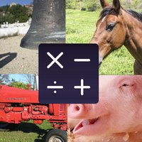 Farm Animal Sounds Calculator