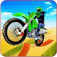 Desert Bike Stunt 2018