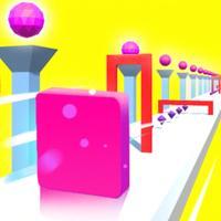 Jelly Shift 3D : swap puzzle