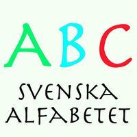 Svenska Alfabetet i Audio