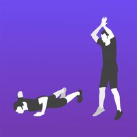 Burpee - functional workout