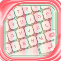 Best Free Pastel Color Keyboard – Design and Custom.ize Brand New Fashionable iPhone Look
