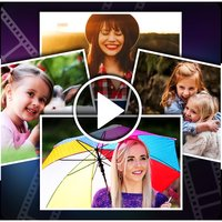 Friendship Photos to Video Converter
