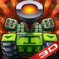 3D Crazy Tank