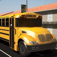 School Bus 3D Free