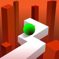 Geometry Spin : A Dash World on Stony Road