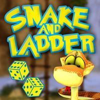 Snake And Ladder 3D- الحية و السلم