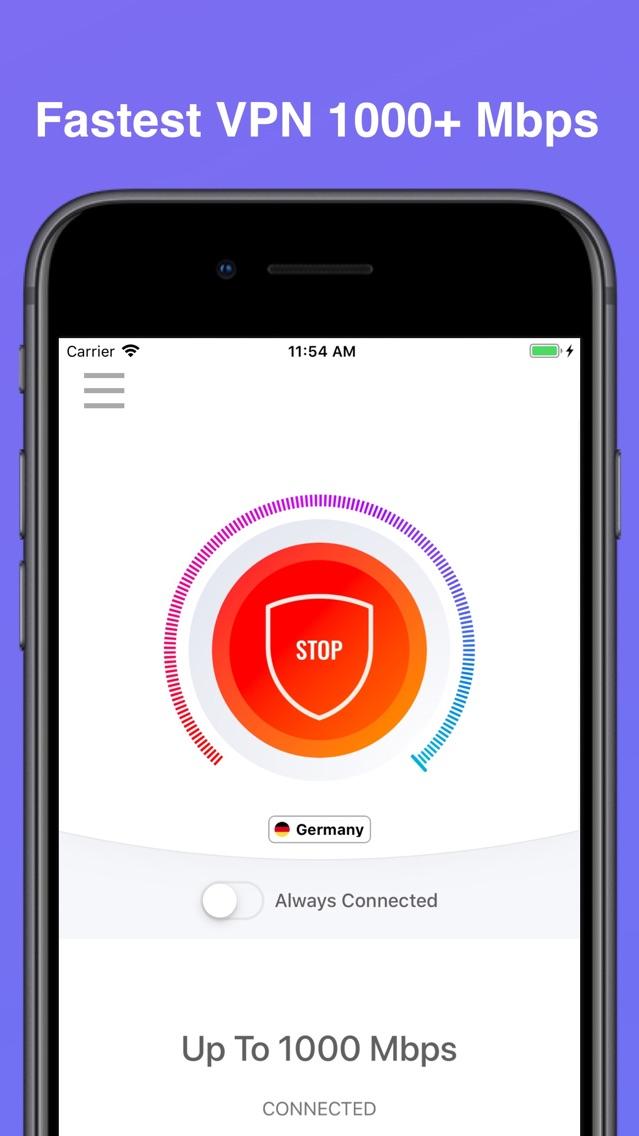 Best VPN 2019 - Tegant VPN App for iPhone - Free Download