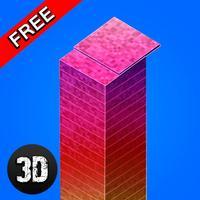 Pixel Tower Builder 3D
