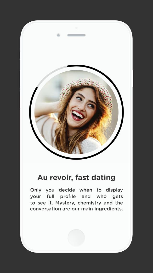 Speed Dating långsam dating