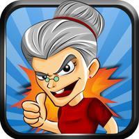 A Crazy Grandma Run - Gangster Injustice Quest 3