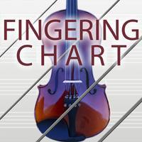 Violin/Fiddle Fingering Chart