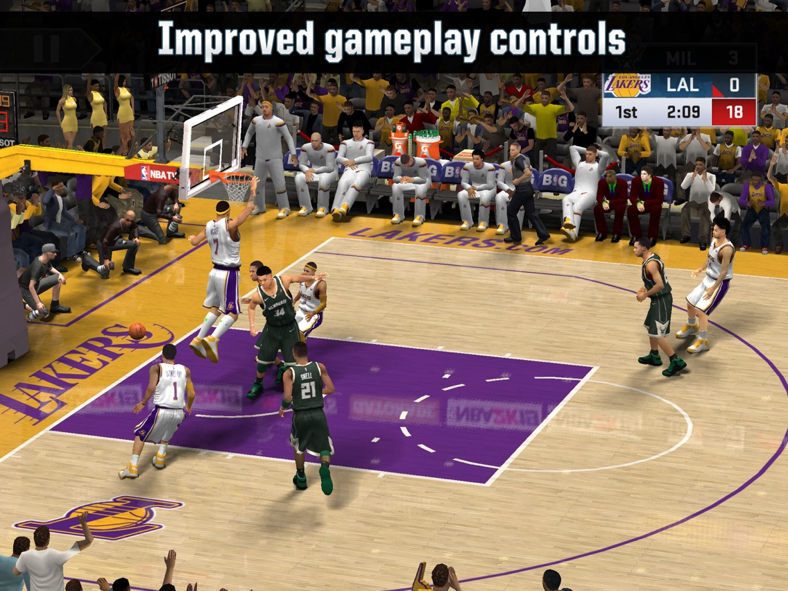 NBA 2K19 App for iPhone - Free Download NBA 2K19 for iPhone