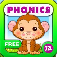 Kids Phonics A-Z, Alphabet, Letter Sounds Learning
