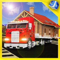 House Mover City Construction & Transporter Sim