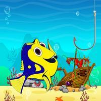Fish Hook Swim