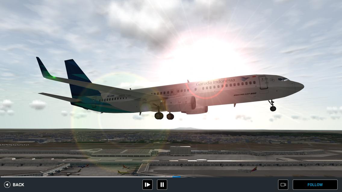 RFS - Real Flight Simulator App for iPhone - Free Download