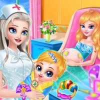 Pregnant Give Birth A Baby - Angela Nurse