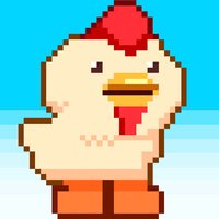 Pixel Chicken Quest - Silly Chick Cross The Wrong Road