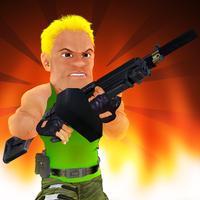 Modern Jungle Battle: Frontline Combat Army Warriors