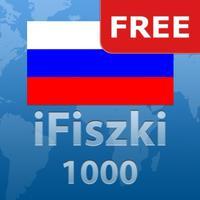 iFiszki Rosyjski 1000 najważniejszych słówek FREE