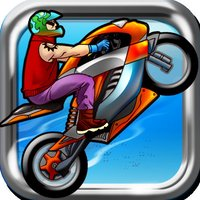 Speed Rider - Nitro Fueled Crazy Bike Stuntman (Free Game)