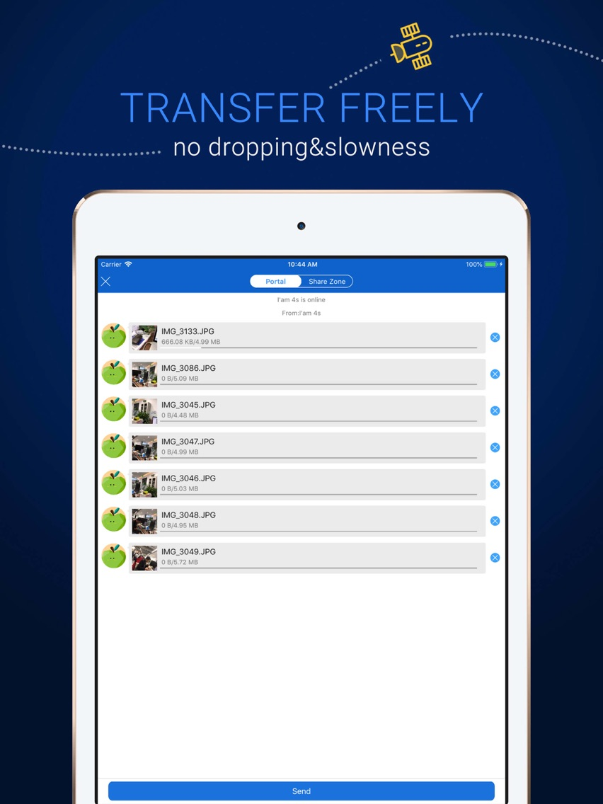 SHAREit - Connect & Transfer App for iPhone - Free Download