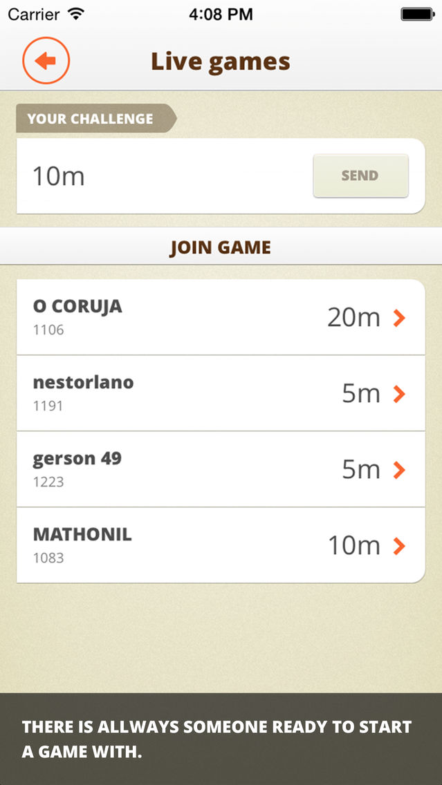 Chess Hotel App for iPhone - Free Download Chess Hotel for iPhone at