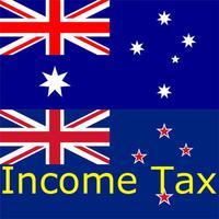 Income Tax Calculator (Aussie & NZ)