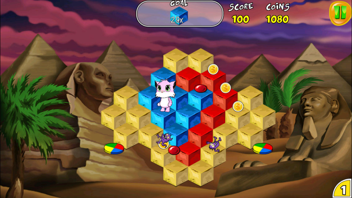 Jump Mania - Classic Retro Game App for iPhone - Free Download Jump