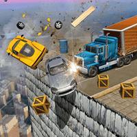 Highway Car Crash Racing