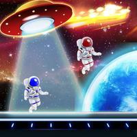 Space Parkour: Zero Gravity